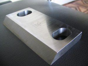 заточка ножей дробилок шредеров