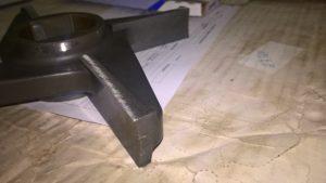Заточка волчковых ножей и шлифовка решеток для мясорубок