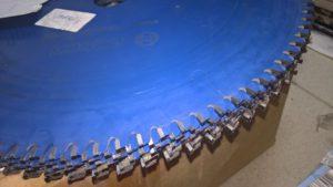 заточка дисковых пил пильных дисков