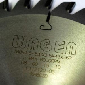дисковые пилы, пильный диск WAGEN