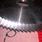 фреза для резки штапика под углом 45 градусов