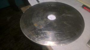 Заточка круглых ( дисковых) ножей