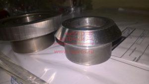 заточка дисковых ножей по металлу