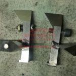 Заточка вырубных штампов, матриц и пуансонов.
