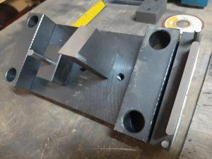 заточка пробивного инструмента штампов