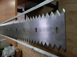зубчатый нож