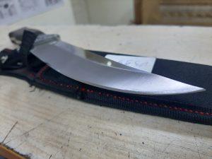заточка охотничих ножей