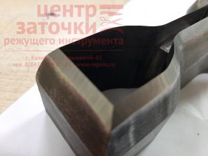 заточка вырубного штампа